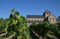 Abadía del viñedo Fotografía de archivo libre de regalías