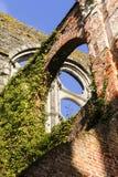 Abadía del Villers-La-Ville Imagen de archivo libre de regalías