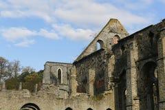 Abadía del Villers-La-Ville Fotos de archivo