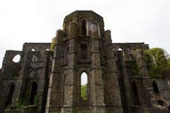Abadía del Villers-La-Ville Fotografía de archivo