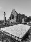 Abadía dominicana de Athenry, Irlanda Imagenes de archivo