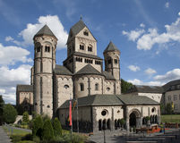 Abadía en Alemania Fotografía de archivo libre de regalías