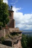 Abadía en Alsacia, Francia Fotografía de archivo libre de regalías