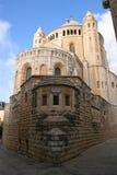 Abadía en Jerusalén Fotos de archivo