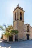 Abadía en la montaña, España, Aragón Fotografía de archivo libre de regalías