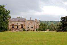 Abadía en Lacock Imagen de archivo libre de regalías