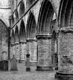 Abadía escocesa Foto de archivo