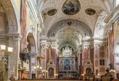 Abadía escocesa, Viena Fotografía de archivo libre de regalías