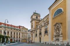 Abadía escocesa, Viena Imagen de archivo libre de regalías
