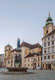 Abadía escocesa, Viena Fotografía de archivo