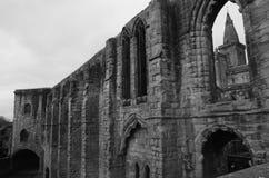 Abadía histórica Fotografía de archivo libre de regalías