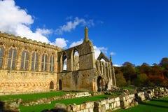 Abadía histórica de Bolton Foto de archivo