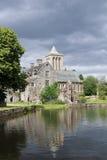 Abadía histórica en el lucerne Francia Fotos de archivo libres de regalías