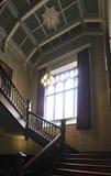 Abadía interior de Kylemore Foto de archivo