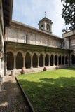 Abadía Italia de Piona Foto de archivo libre de regalías