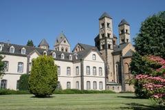 Abadía Maria Laach Fotografía de archivo libre de regalías
