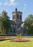 Abadía medieval en Escocia Imagen de archivo libre de regalías