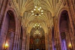 Abadía medieval vieja Fotos de archivo libres de regalías