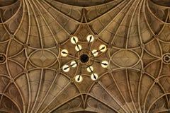 Abadía medieval vieja Imagen de archivo