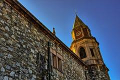 Abadía medieval vieja Fotos de archivo