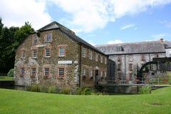Abadía monástica de Buckfast de la casa de la producción Fotografía de archivo