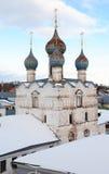 Abadía rusa vieja Foto de archivo libre de regalías