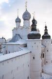 Abadía rusa vieja Fotografía de archivo