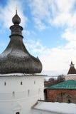Abadía rusa vieja Imágenes de archivo libres de regalías
