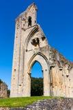 Abadía Somerset de Glastonbury Imágenes de archivo libres de regalías
