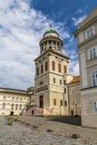 Abadía territorial de Pannonhalma Foto de archivo libre de regalías