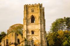 Abadía vieja hermosa Imagen de archivo libre de regalías