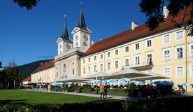 Abadía y palacio de Tergernsee Fotos de archivo