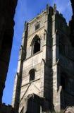 Abadía Yorkshire Inglaterra de las fuentes Imagenes de archivo
