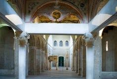 Abadías benedictinas de Abruzos Fotografía de archivo