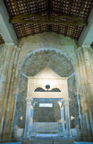 Abadías benedictinas de Abruzos Foto de archivo