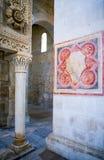 Abadías benedictinas de Abruzos Fotos de archivo