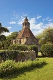 Abad de la cocina de la abadía de Glastonbury, Somerset, Inglaterra Fotos de archivo