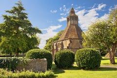 Abad de la cocina de la abadía de Glastonbury, Somerset, Inglaterra Fotografía de archivo