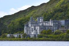 Abadía de Kylemore Imagenes de archivo