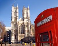 Abadía de Westminster 2011 Foto de archivo libre de regalías