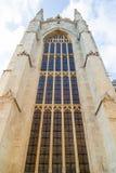 Abadía del baño en el sur al oeste de Inglaterra Fotos de archivo