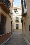 Abades-Straße Stockbilder