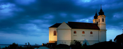 A abadia. Fotografia de Stock