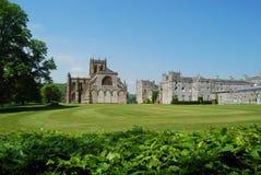 Abadia & escola de Milton Fotos de Stock Royalty Free