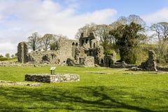 Abadia da polegada, Irlanda do Norte fotos de stock