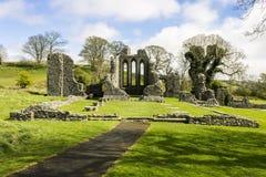Abadia da polegada, Irlanda do Norte imagem de stock