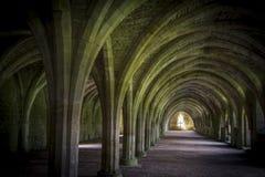 Abadia das fontes de Cellarium Imagem de Stock Royalty Free