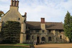 Abadia de Anglesey fotos de stock royalty free