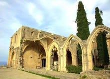 Abadia de Bellapais Imagens de Stock