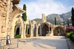 Abadia de Bellapais, Kyrenia Imagens de Stock Royalty Free